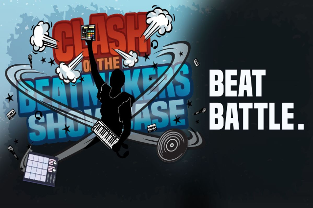 Clash of The Beatmakers Showcase