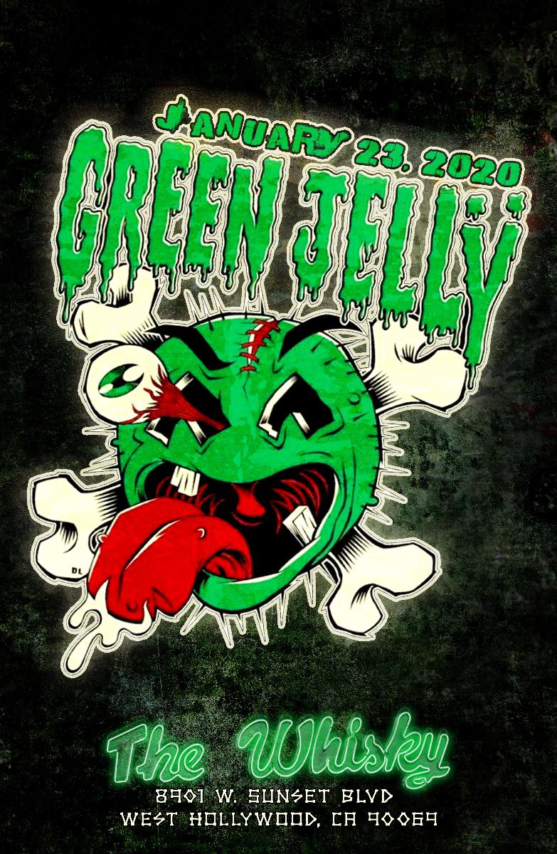 Green Jelly, Budderside, AA-K, Enonymous Charlie