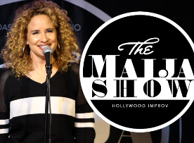 The Maija Show! w/ Maija DiGiorgio, Jeff Husbands, Heather McConnell, Justin Wade, Alyssa Poteet, Sandy Stotler, Nathan Mostow, Skip Clark, Candy Girl, Mark Voyce, and more!