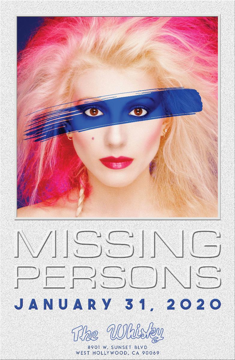 Missing Persons , Brooke Josephson