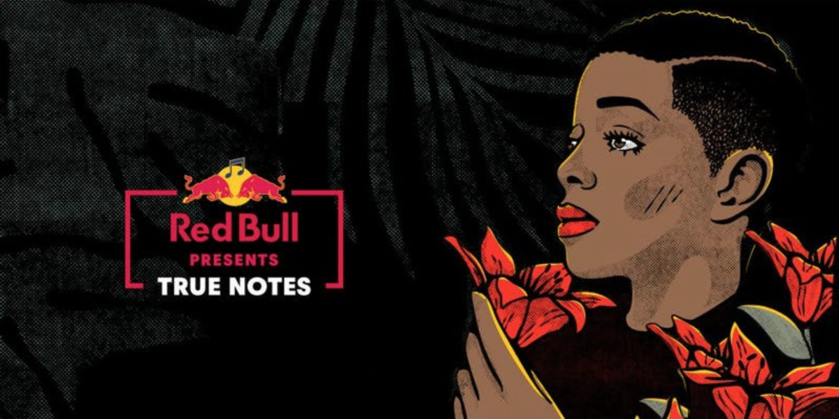 Image result for Red Bull Presents: True Notes jamila woods