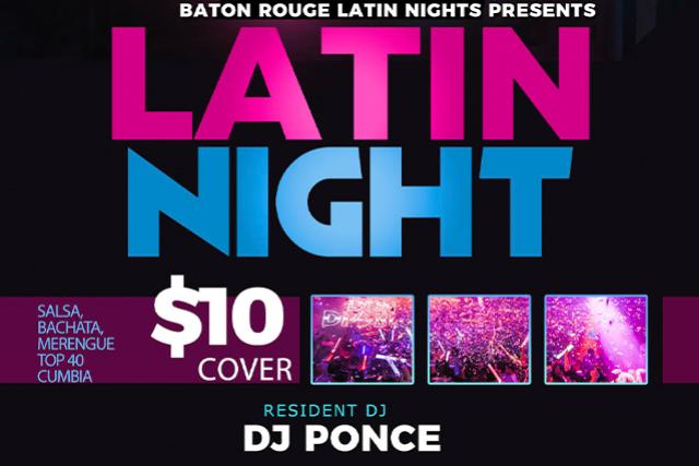 Salsa Party ft. DJ Ponce