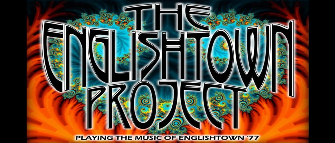 The Englishtown Project with special guest The Electrix