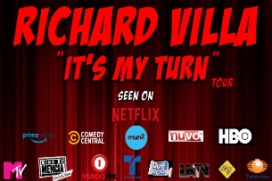 Richard Villa:  It's My Turn