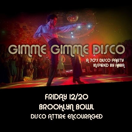 More Info for Gimme Gimme Disco