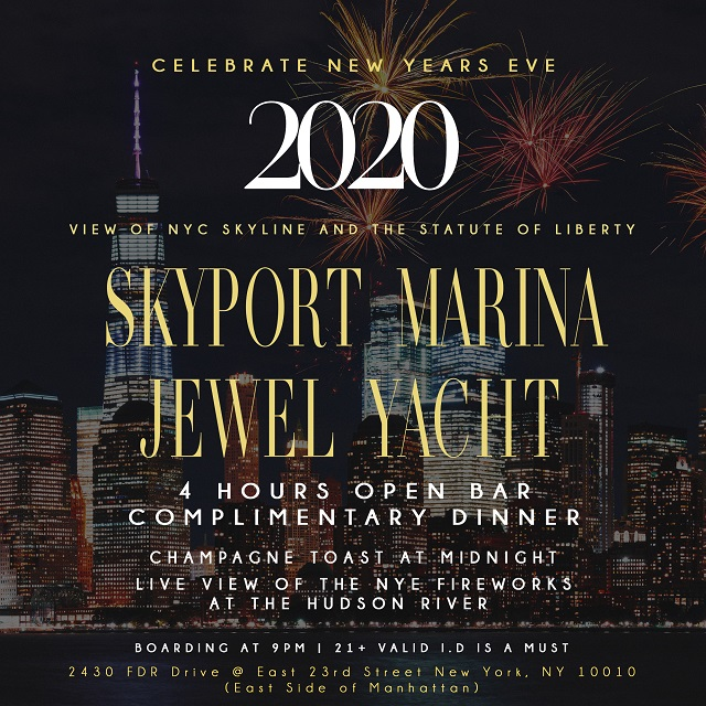 New Years Eve 2020 Nyc.New Year S Eve 2020 Parties The Ticket Channel