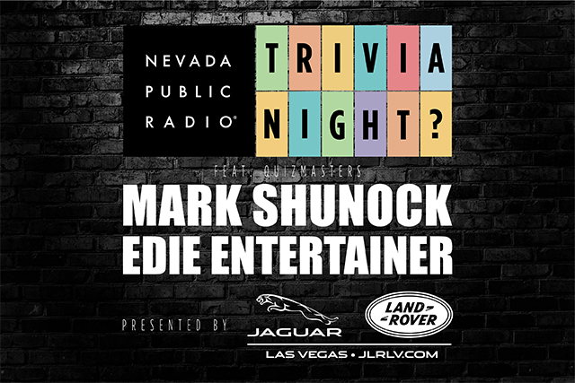 Holiday Trivia Night ft. Quizmasters Mark Shunock & Edie Entertainer