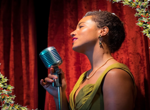 The Holidays with Billie Holiday! Featuring Stella Heath