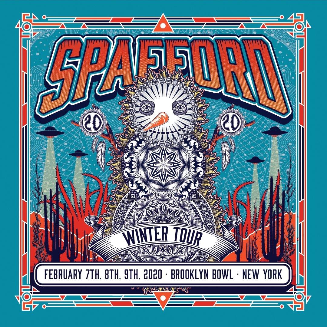 An Evening with Spafford – Acoustic Only Show