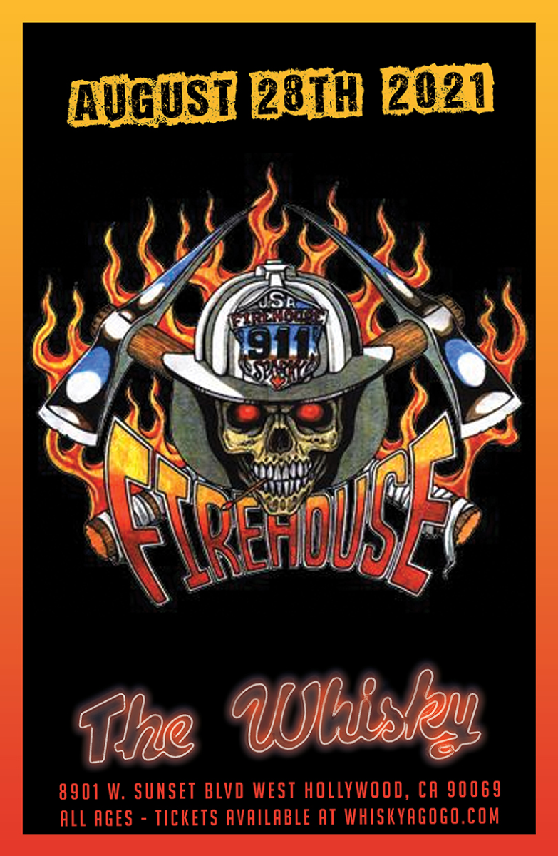 Firehouse, The Hard Way, SJ Sindicate, Evolution Eden, Strikeforce, Youth Gone Wild
