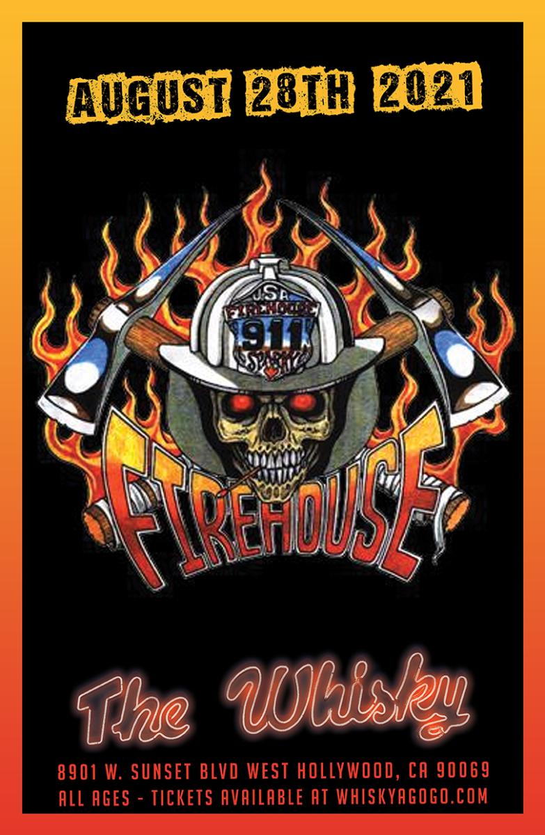 Firehouse, The Hard Way, SJ Sindicate, Evolution Eden, Strikeforce