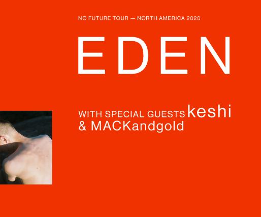 Tickets For Cancelled Eden No Future Tour Ticketweb The Van Buren In Phoenix Us