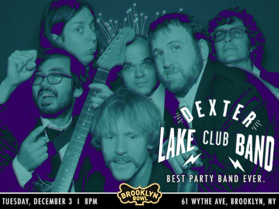 More Info for Dexter Lake Club Band