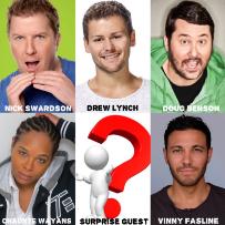 Socially Awkward w/  Nick Swardson, Doug Benson, Drew Lynch, Chaunte Wayans, Matty Chymbor, Juliana Destefano, Vinny Fasline, and more TBA!
