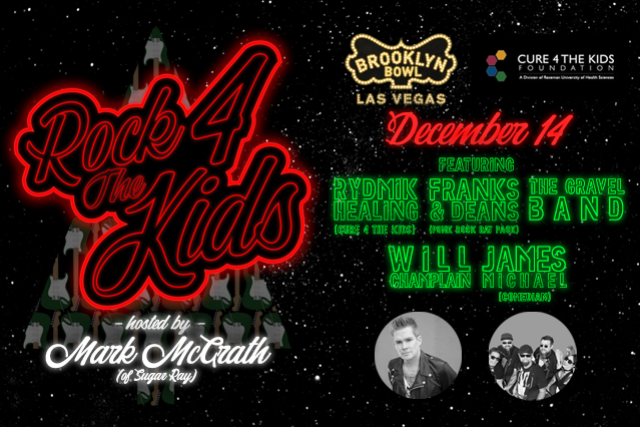 More Info for Rock 4 The Kids hosted by Mark McGrath