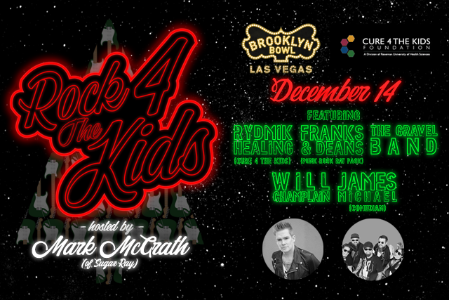 Rock 4 The Kids hosted by Mark McGrath