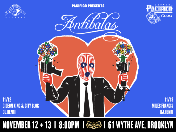 More Info for Antibalas