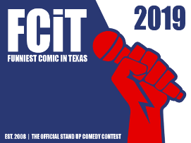 Funniest Comic in Texas 2019