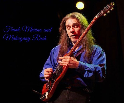 Frank Marino & Mahogany Rush - POSTPONED at The Token Lounge