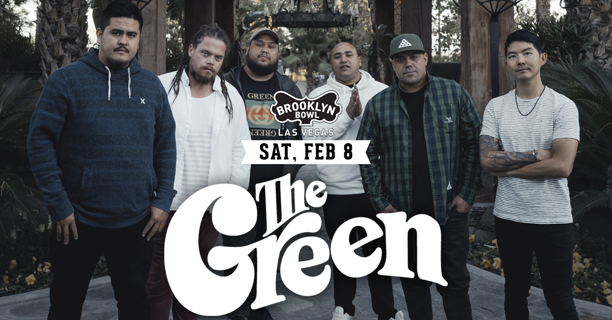 The Green: 10 Year Anniversary Tour