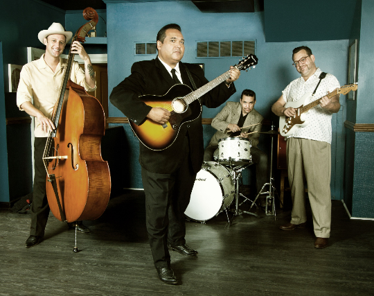 Big Sandy and his Fly-Rite Boys, Sarah Borges and The Broken Singles