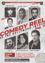 Comedy Reel ft. Mike Masilotti, Nolan Culver, Jamie Kennedy, Debra DiGiovanni, Morgan Jay, Shapel Lacey, Fanto, and more!
