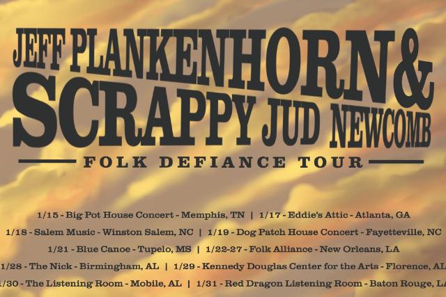 Jeff Plankenhorn , Scrappy Jud Newcomb at The Nick
