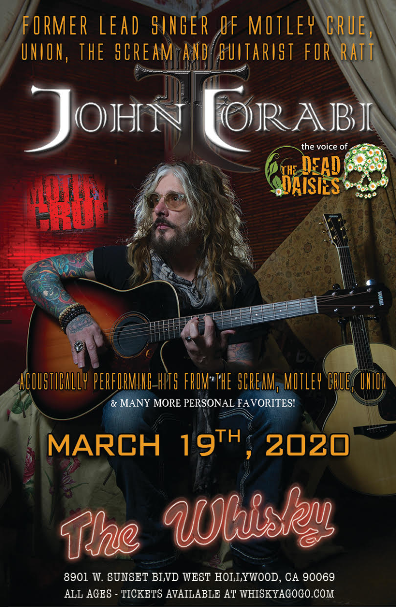 John Corabi, Quite Frankly, Logan Bolan, Tremors