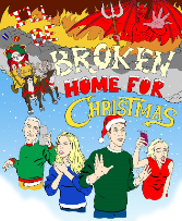 I'll Be Broken Home For Christmas: Jeffrey Baldinger, Jessica Michelle Singleton, Grant Cotter, JC Coccoli, Nicole Aimee Schreiber, Madison Shepard, and more!