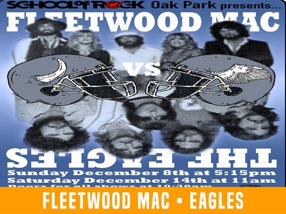 School of Rock Oak Park - Fleetwood Mac vs Eagles