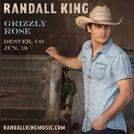Randall King at Grizzly Rose