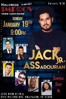At The Improv: Jack Assadourian Jr., Erik Griffin, Erik Rivera, London Brown, Esau McGraw, Landry,and more!