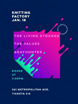 The Living Strange, The Values, Grayhunter