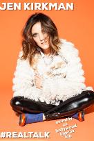 Real Talk with Jen Kirkman featuring Dana Carvey!