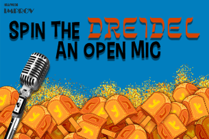 Spin the Dreidel: An Open Mic w/ Michael D'Angelo, Michael Evans and more!