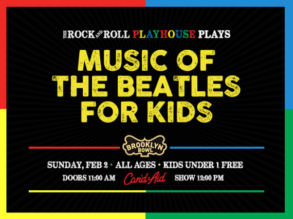 More Info for The Rock and Roll Playhouse Plays Music of The Beatles for Kids