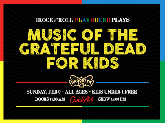 More Info for The Rock and Roll Playhouse Plays Music of Grateful Dead for Kids