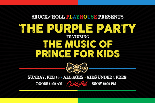 More Info for The Rock and Roll Playhouse Plays Music of Prince for Kids