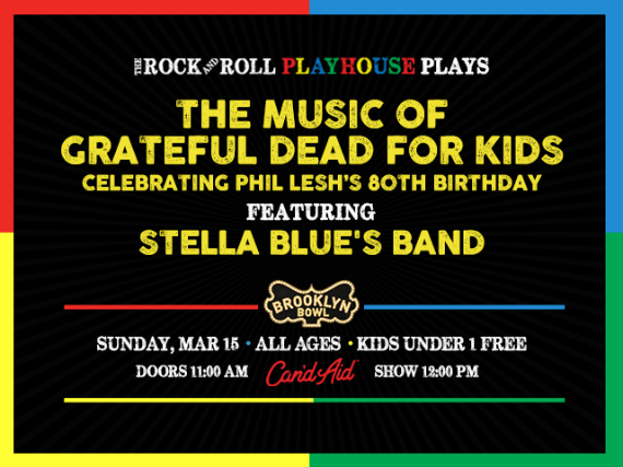 More Info for The Rock and Roll Playhouse Plays the Music of Grateful Dead for Kids