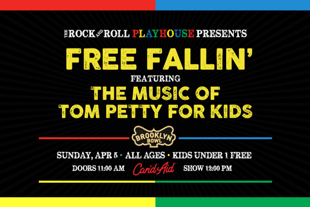 More Info for The Rock and Roll Playhouse Presents Free Fallin' ft. the Music of Tom Petty for Kids