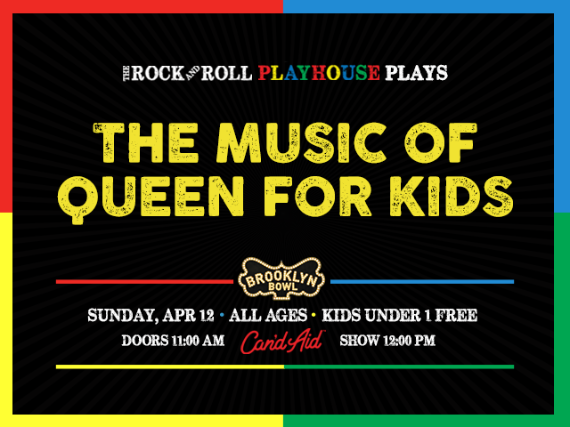 More Info for The Rock and Roll Playhouse Plays Music of Queen for Kids