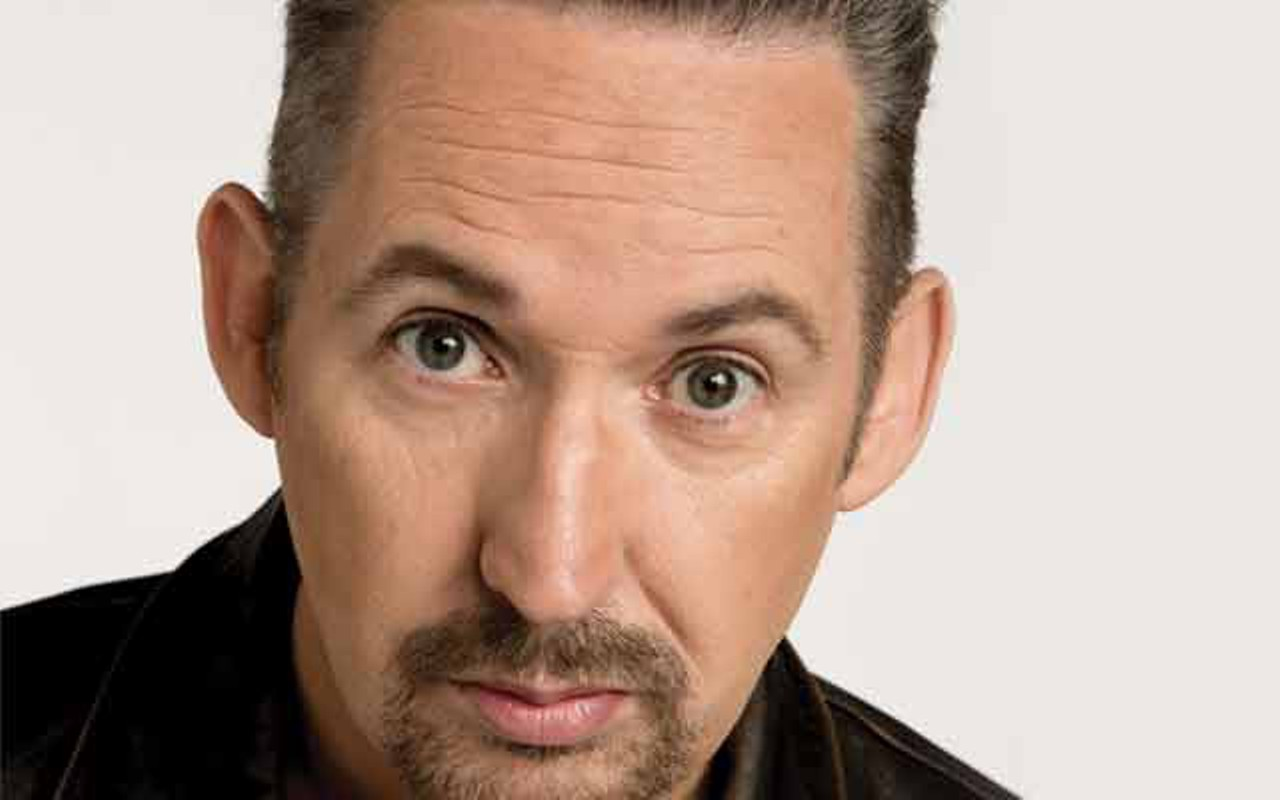At The Improv Harland Williams Andrew Santino Brad