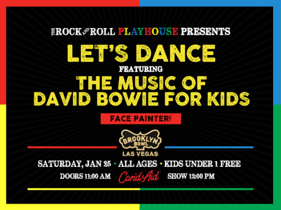 More Info for Let's Dance ft. the Music of David Bowie for Kids