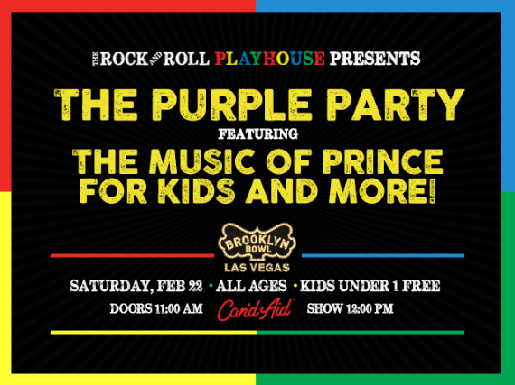 More Info for The Purple Party ft. The Music of Prince for Kids and More!