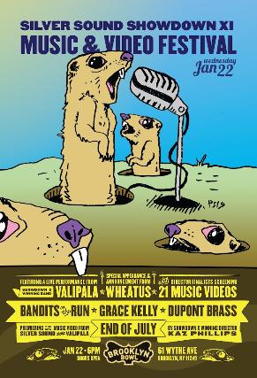 More Info for SilverSoundShowdown Music + Video Festival 11