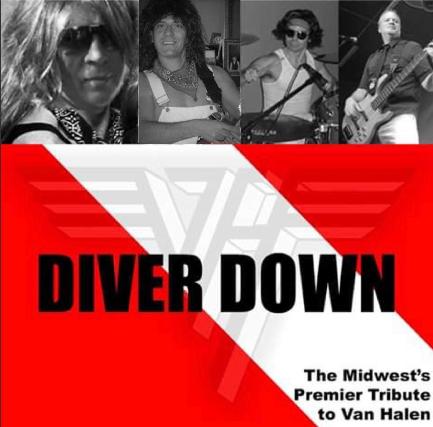 NightSnake + Diver Down at Shank Hall - Milwaukee, WI 53202