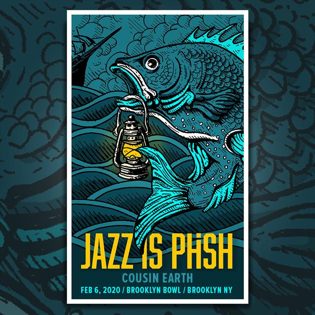 JAZZ is PHSH: Celebrating the music of Phish through the lens of jazz