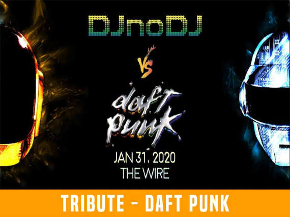 DJ noDJ vs. Daft Punk
