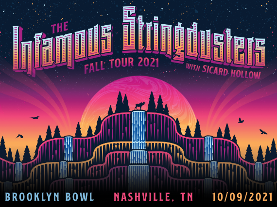 More Info for The Infamous Stringdusters with special guest Town Mountain