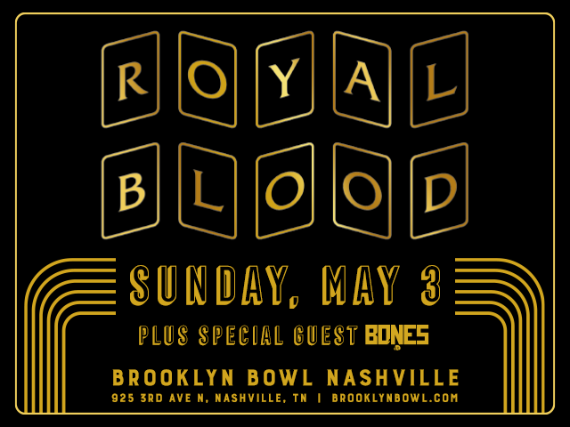 More Info for Royal Blood